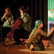 Estrenem Cordes Grillades, el nou concert Familiar de Brossa Quartet de Corda i La Botzina